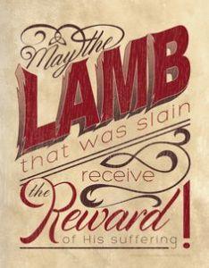 lamb slain